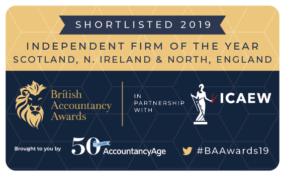 Baa 2019 Shortlist Badge Firm Scotland Ni North England