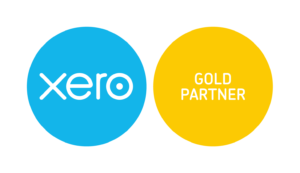 Xero Gold Partner Badge Rgb
